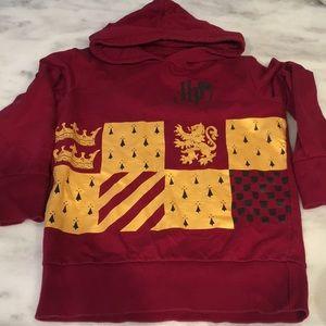 Harry Potter sweatshirt hoodie boy girls 9/10 kids